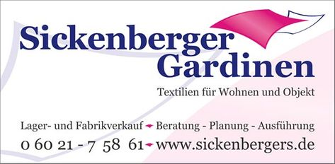 Logo Sickenberger